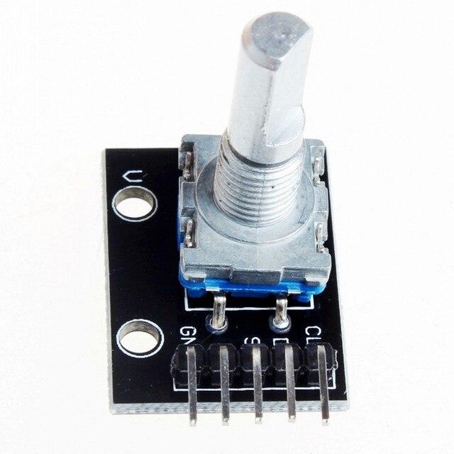 360 градусов энкодер вращения ползунковый потенциометр для Arduino