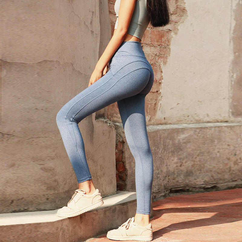 e219eb90dc ... Sports Fitness Leggings Butt Lifting Leggings Sportswear Women Gym Yoga Pants  Workout Running Tights Push Up