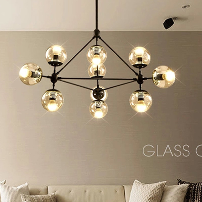 Hot sales modern art deco lving room pendant lights iron frame with hot sales modern art deco lving room pendant lights iron frame with clearamber glass shade 5101521pcs lamps free shipping in pendant lights from lights aloadofball Image collections