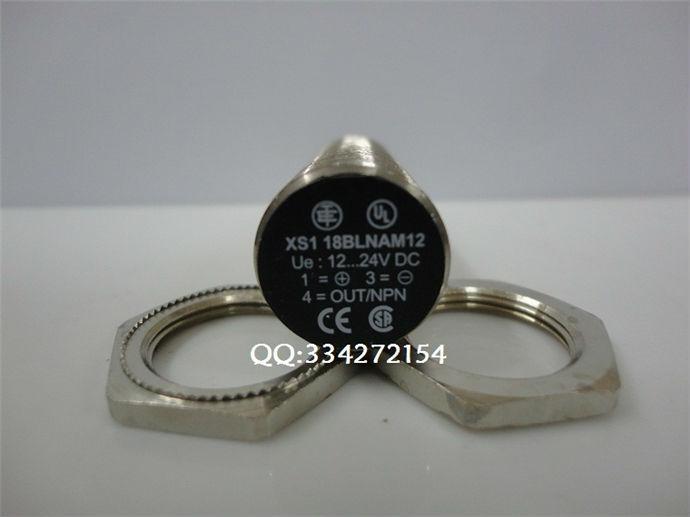 Proximity switch XS118BLNAM12 XS1-18BLNAM12 proximity switch xs118blpam12 xs1 18blpam12