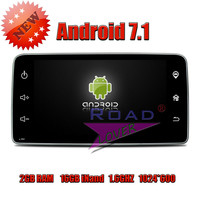 TOPNAVI 2G 16GB 9inch 1024 600 Android 7 1 Car Media Center DVD Player For Benz