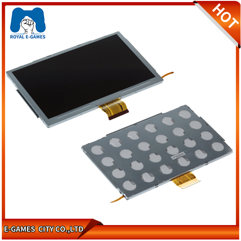 100% New Compatible For Wii U For WiiU LCD Screen Display Replacement For WIIU WII U Gamepad