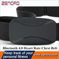 Smart Fitness Heart Rate Wireless Chest Strap Bluetooth 4.0  Pulse Sensor for Wahoo Endomondo Strava