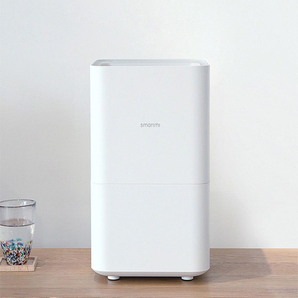 Smartmi humidificador de aire sin contaminación niebla-puro se evaporan tipo aumento Natural de la humedad del aire Xiaomi mudo humidificador App control