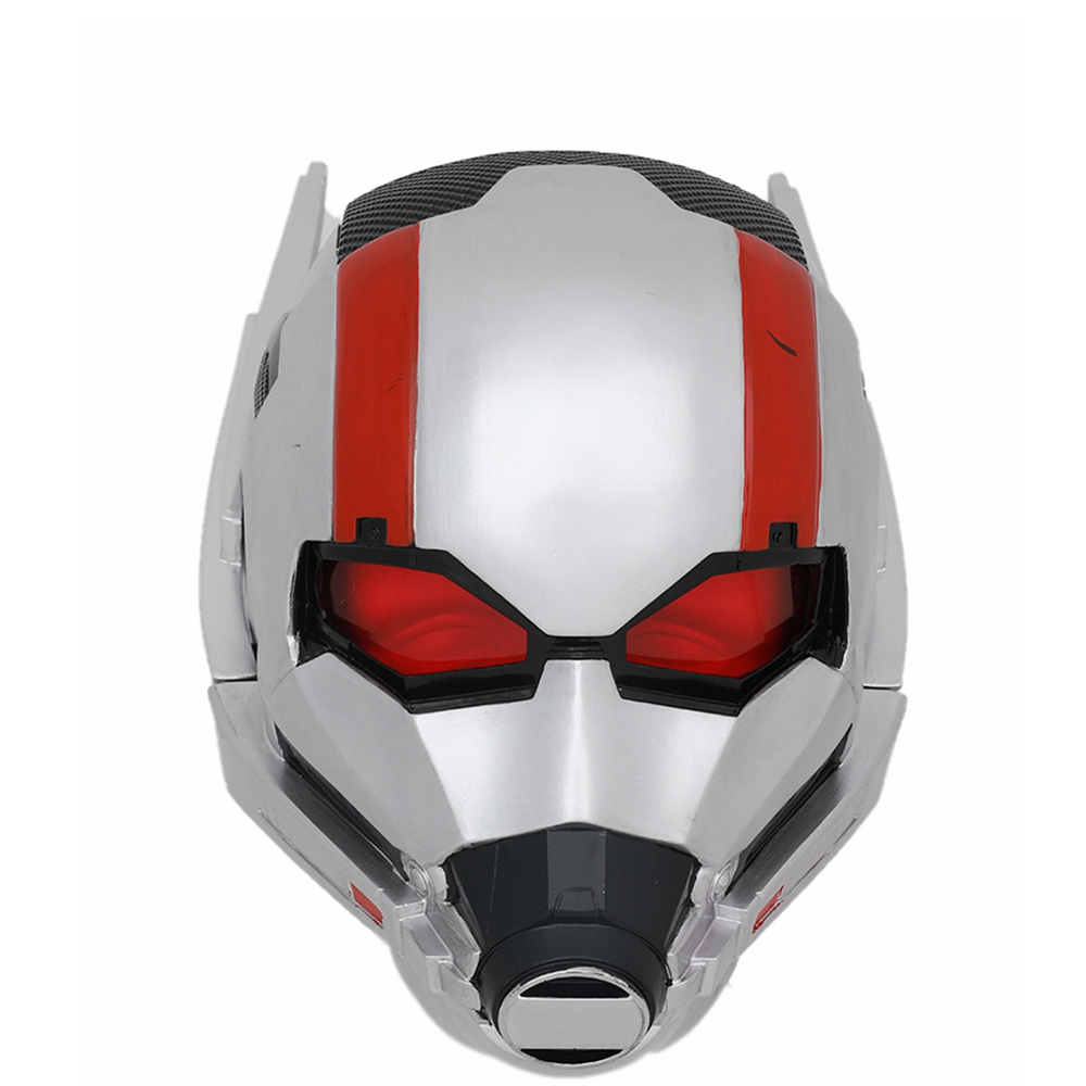 Cool Cosplay Movie Ant Man Helmet Halloween Party Mask Resin Gift Decoration
