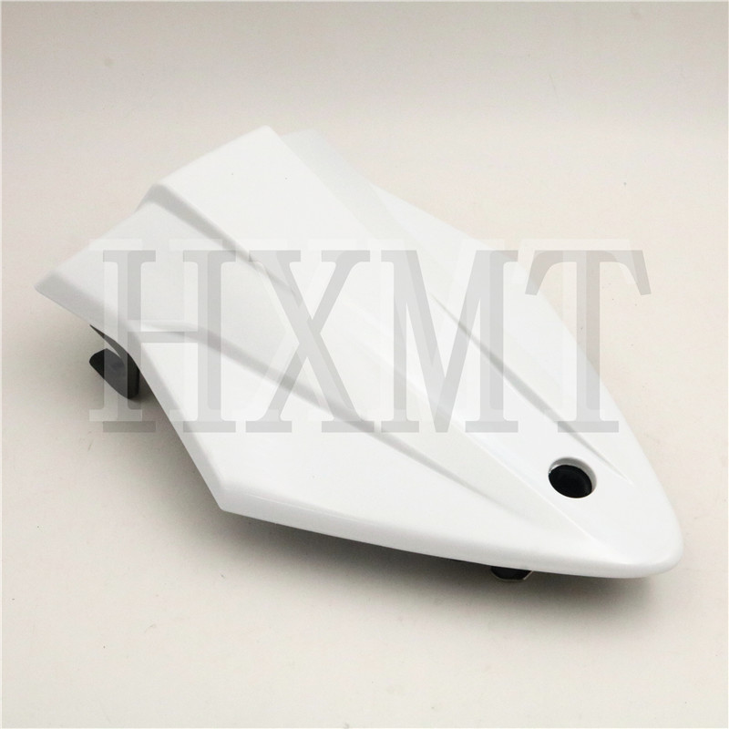 Motorcycle Rear Seat Cover Cowl solo racer scooter seat For BMW S1000RR S1000R 2015 2016 2017 2018 White S 1000RR 1000R