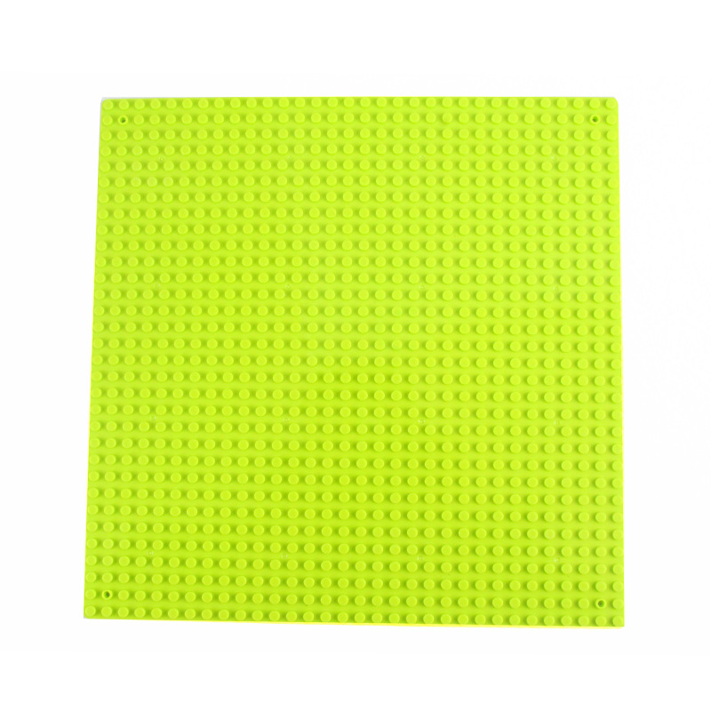 xinh Classic Base 32*32 Dots Plates Plastic Bricks Compatible LegoINGly Baseplates Brands Building Blocks Construction Toys 32 32 dots plastic bricks the island straight crossroad curve green meadow road plate building blocks parts bricks toys diy