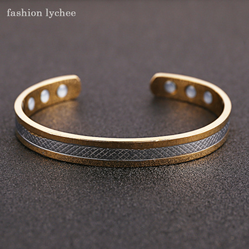 Healing Magnetic Bio Copper Bracelet22