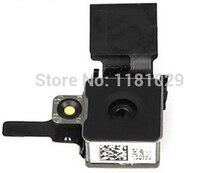 5pcs/lot 100% guarantee original Rear Camera Back Camera for iPhone 4 4G Camera with Flash for iPhone 4 4G Free Shipping
