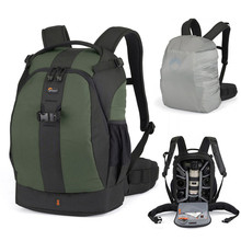 Lowepro Flipside 400 AW (Pine Green) Camera Digital Camera DSLR Bag Backpack for Canon Nikon Sony free shipping