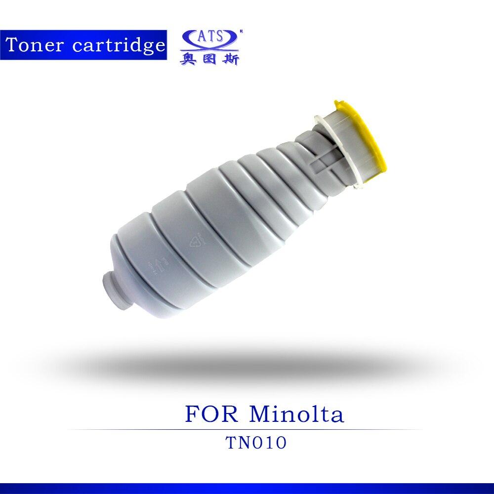 New Copier Spare Parts 1PCS 1600G Toner Photocopy Machine Toner Cartridge for Minolta Compatible TN010 Bizhub BH 1050 1051 laser pinter spare parts color compatible cartridge for xerox 7400 toner reset chip