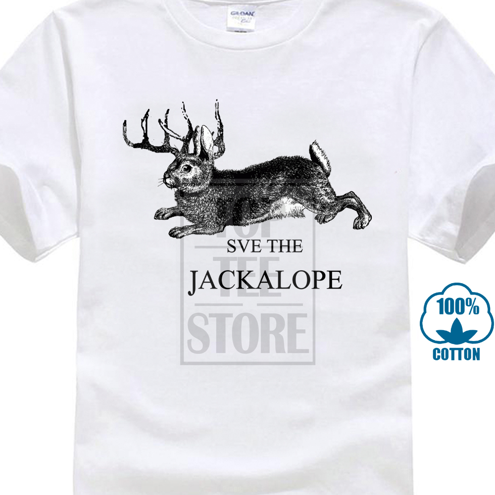 5c01f0e3 Buy jackalope t shirt and get free shipping on AliExpress.com