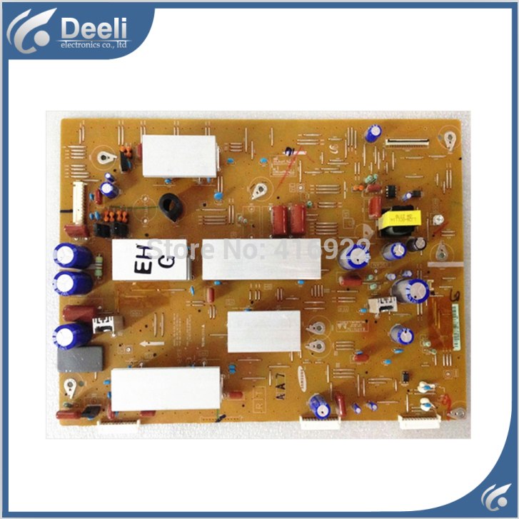 send by EMS / 95% new used original for PS51E490B2R board LJ41-10181A LJ92- 01880A S51AX-YB01 dhl ems 1pc c40p cdr a plate used original for omron plc io board