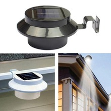 Solar Power Garden Light Human Body Induction Motion Detection