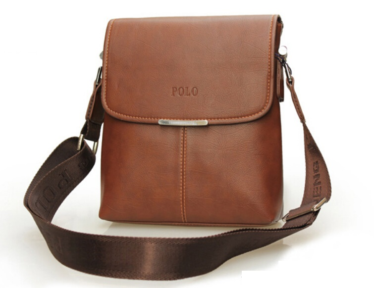 Hot PU Leather man messenger bags small vintage china brand mens business shoulder bag crossbody bags for men LJ-180