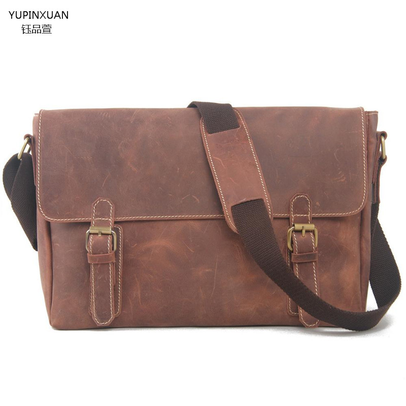 YUPINXUAN Men Genuine Leather Shoulder Bag Handbag Lawyer Briefcase Leather Briefcase Vintage Laptop Bags Maletin Hombre Chile yupinxuan genuine leather briefcases men real leather messenger bags business laptop bag lawyer brief cases maletin chile