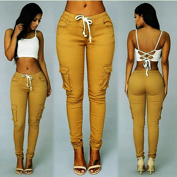 Elastic Sexy Skinny Pencil Jeans For Women Leggings Jeans Woman High Waist Jeans Women's Thin-Section Denim Pants 7
