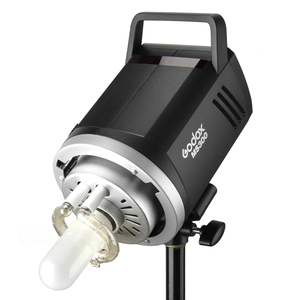 Image 4 - Godox MS200 200W veya MS300 300W 2.4G dahili kablosuz alıcı hafif kompakt ve dayanıklı Bowens dağı stüdyo flash