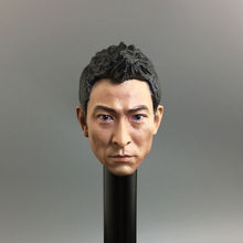 Custom 1/6 Scale Andy Lau Head Sculpt Tak Wah Headplay Infernal Affairs