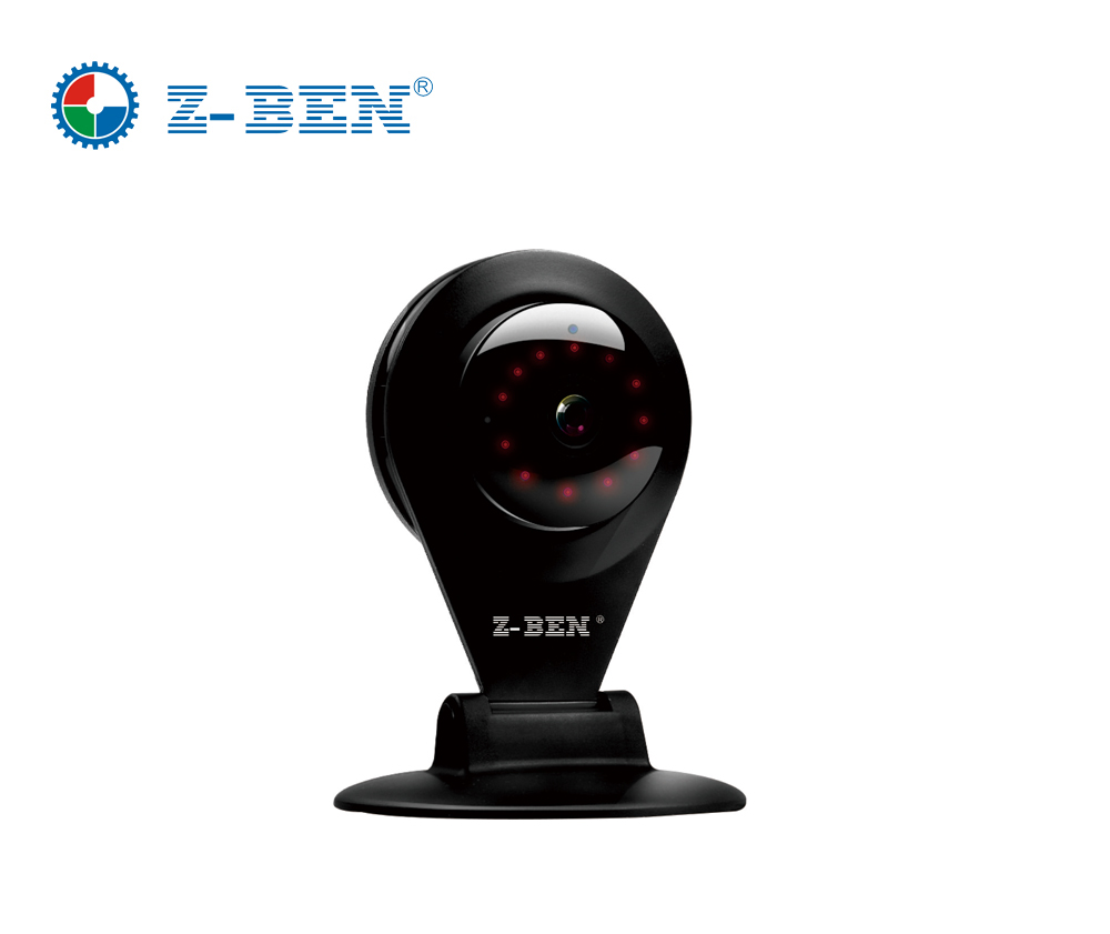 ФОТО ZBEN Mini HD720P Wifi IP Camera IPBH05 Z-EBN Smart P2P Wireless Baby Monitor CAM CCTV Security Camera SmartPhone View IP Camera