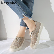 Leisure Women Ballet Flats Shoes Breathable Mesh Slip On Ladies Platform Moccasins Casual Shoes Female Summer Loafer Shoes Women forudesigns summer popular women super light mesh shoes flower pattern breathable slip on flats female casual beach water shoes