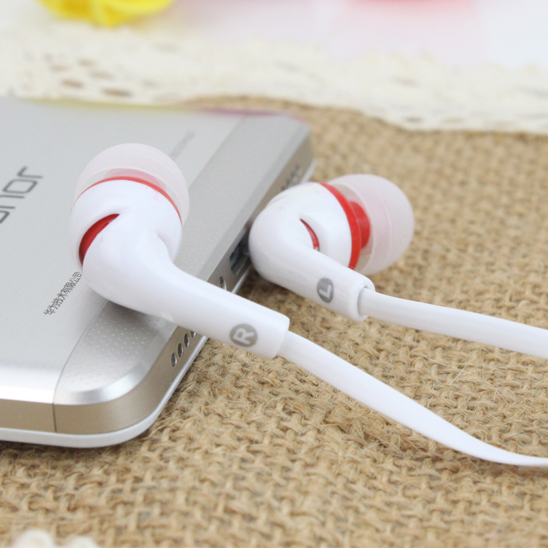 High quality Stereo earphone Headphones handsfree Headset 3.5mm MIC Earbuds For iPhone Samsung mp3 all phone FreeShipping high quality 2016 universal wireless bluetooth headset handsfree earphone for iphone samsung jun22