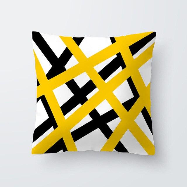 Yellow pillowcse 01
