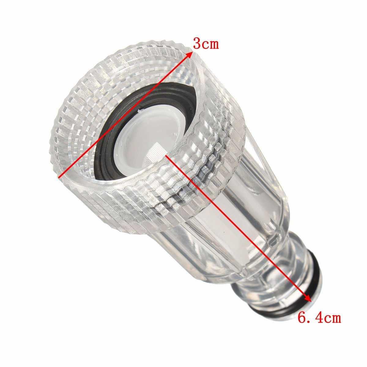 1 paar Auto Wasmachine Water Filter Hoge-druk Aansluiting Fitting Voor Karcher K2-K7 Serie Hogedrukreinigers