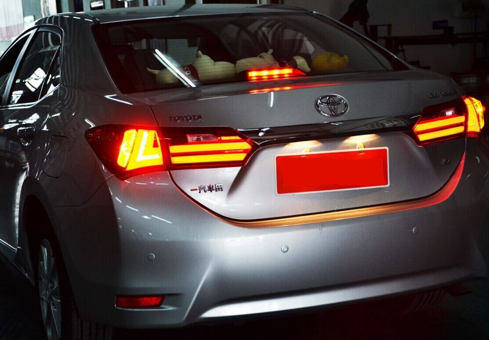 Toyota Corolla Altis 2014 Led Modified Car Lamp In Car Light Assembly From  Automobiles U0026 Motorcycles On Aliexpress.com | Alibaba Group