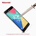 Premium 9 H 0.28 мм 2.5D Протектор Экрана Для Samsung Galaxy A3 2016 A3100 A5 2016 A5108 A7 A8 A9 i8552 Закаленное Стекло фильм