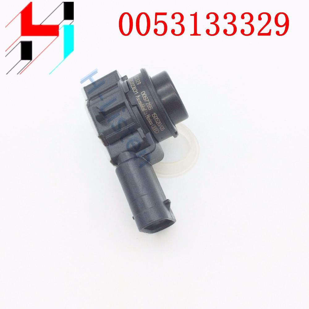 4pcs Friendly 0053133329 0263023831 Car Detector Parking Assist Distance Control Sensor Parking Sensor Pleasant In After-Taste