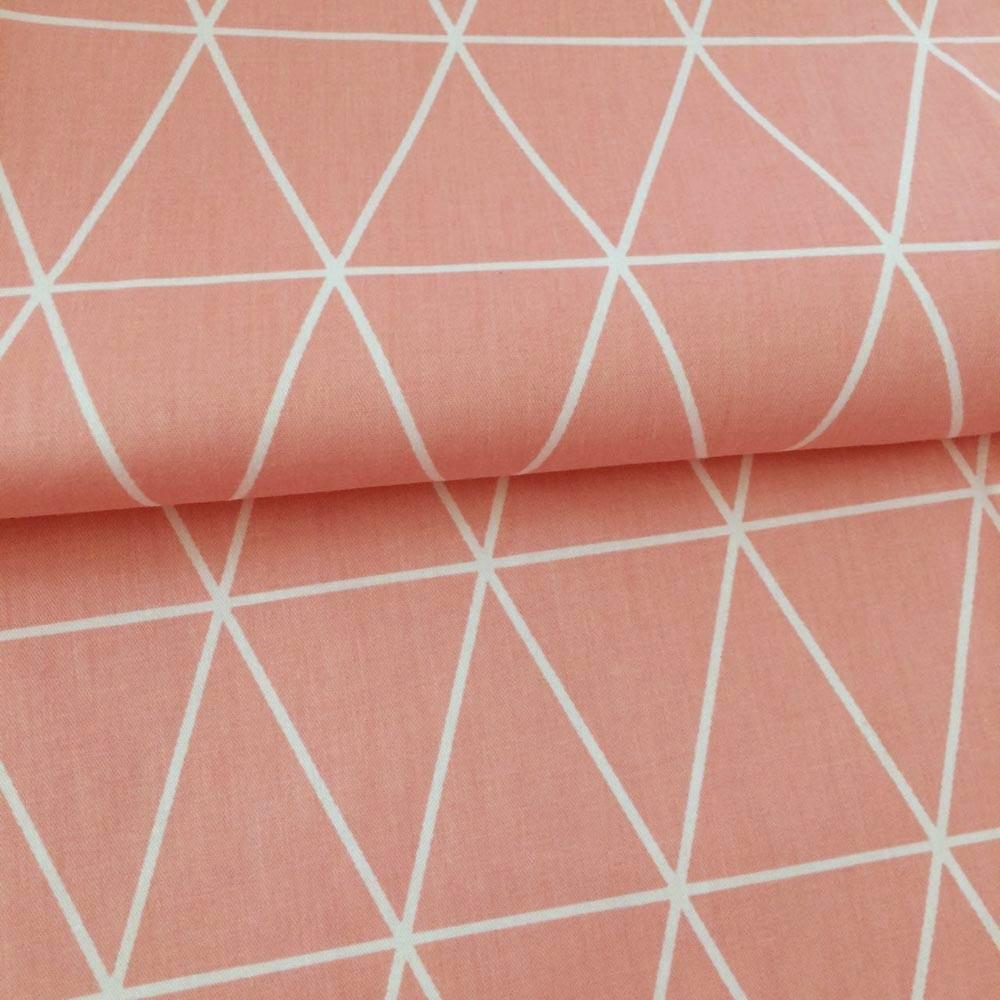 c9e31a0ca96e4 100% ٪ حك الشمال الرياح هندسية المطاط الوردي الماس شعرية القماش النسيج  للمفروشات اليدوى telas اللحف خليط