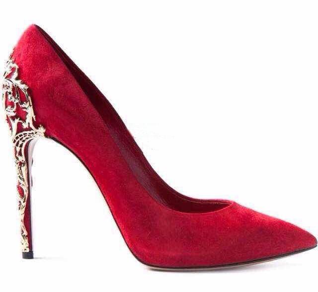 Belle Rouge Charme Pictures Mode Bout Nouveau Élégant Pictures Et As Style Avec Mince Talons Femme Pour Noir Chaussures Pointu as 2016 À Hauts Talon TXwSwqf