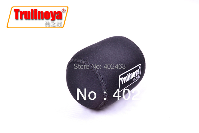 Trulinoya  Fishing Bags Fishing reel Drum Bait Casting special protective casing Imported nylon materia