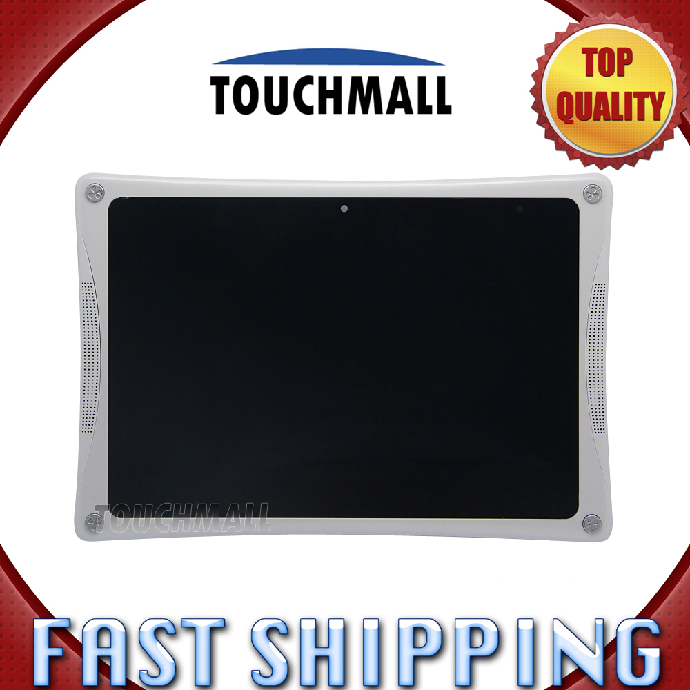 For CT080GF406-00 Replacement Digitizer LCD Display Touch Screen Glass with Frame Assembly 8-inch White For Tablet lcd screen assembly for apple iphone 4 4g lcd display touch screen digitizer pantalla with frame bezel replacement black white