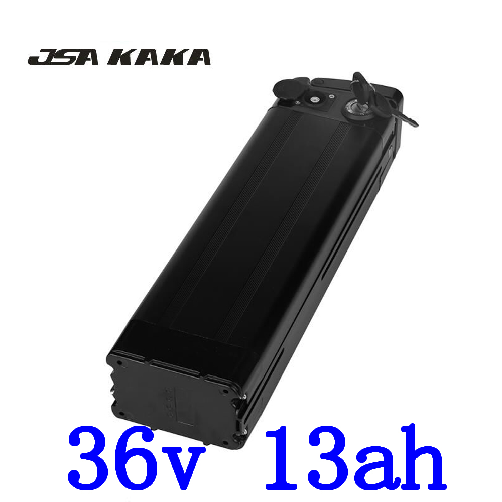 36V 500W Motor Electric Bicycle Battery 36V 13AH E Bike Li ion Battery 36 V 13AH lithium Scooter Battery with 42V 2A charger