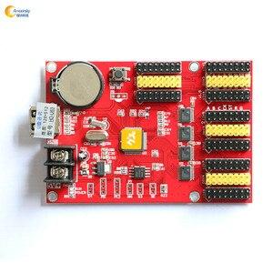 Image 4 - Металлический светодиодный дисплей, цифровые часы, светодиодная световая панель, светодиодная вывеска, приборная панель для вывески, светодиодный дисплей, карта управления u63