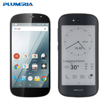 New YOTA YotaPhone 2 YD206 Cell Phone Qualcomm Snapdragon 800 5.0 Inch FHD Always-on Back Screen 2G+32G 4G LTE Smartphone