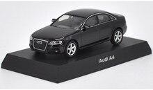 Modèle moulé sous pression 1:64 pour Audi A4 berline alliage jouet voiture cadeaux miniatures S4