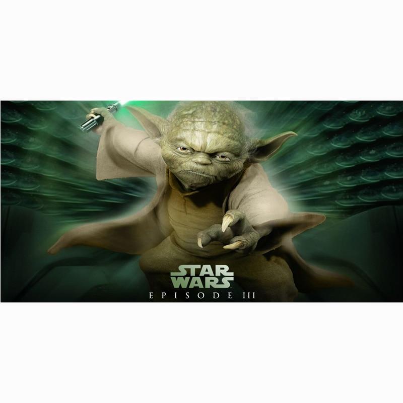 Star Wars Serviette Serviette de plage drap de bain Characters Beach Towel Dark Vador Yoda Stormtrooper