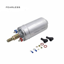 300LPH External Inline Fuel Pump Replacing 044 For BOSCH 0580 254 Acura Buick Dodge Eagle Ford GM Honda Mazda TP-606