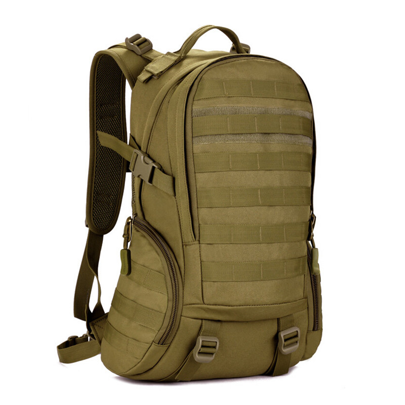 Waterproof 3D Military Tactics Backpack Laptop Backpacks Rucksack Bag 35L for Hike Trek Camouflage Travel Backpack J54 35l waterproof tactical backpack military multifunction high capacity hike camouflage travel backpack mochila molle system