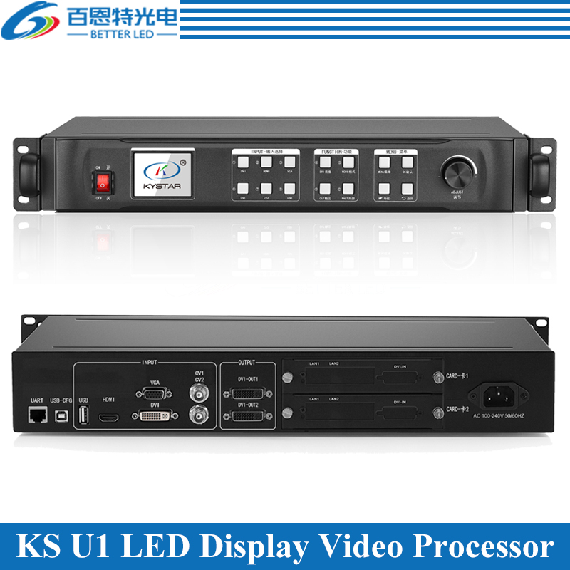 KYSTAR U1 Support 1920*1200 Pixels LED Display Video Processor