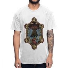 Popular Jogo Dragon Quest A Lenda Da Luminary T-shirt de Hip Hop Homens Homme Camiseta(China)