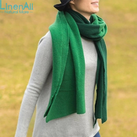 100 Cashmere Scarves Women S Classic Fashion Handmade Cashmere Green Vintage Light Soft Big Scarves And
