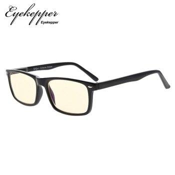 comprare popolare 2831c c224f CG899-6 Eyekepper Protezione UV, Anti Glare Occhiali Da Vista, Anti Blu  Raggi, cerniere a molla Occh