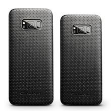 QIALINO Genuine Leather Bag Case for Samsung font b Galaxy b font font b S8 b
