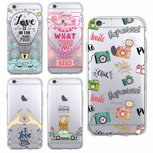 coque iphone 6 love