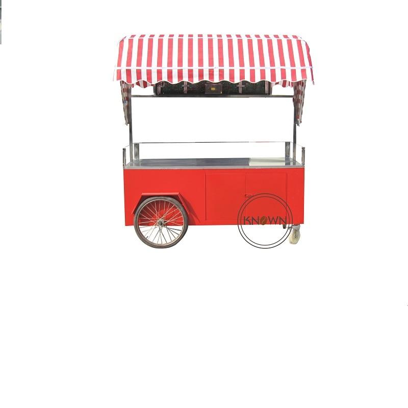 Personnalisé de haute qualité alimentaire remorque/restauration rapide vente camion prix usine livraison gratuite à vendre