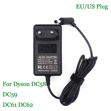 Eleoption High quality AC Adapter Battery Charger for Dyson DC58 DC59 DC61 DC62 V6 SV03 Vacuum 64506-07